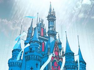 Character / world design – Princess Freya.